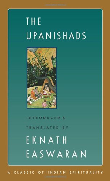 The Upanishads: A Classic of Indian Spirituality Cover