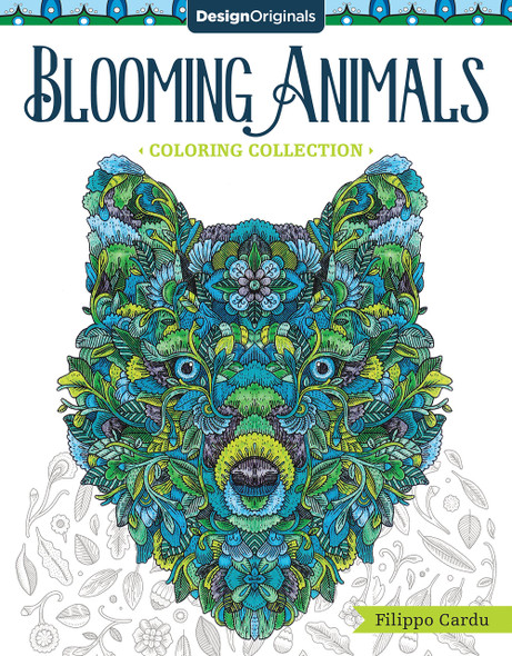 Blooming Animals Cover
