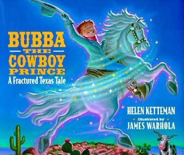 Bubba, the Cowboy Prince Cover