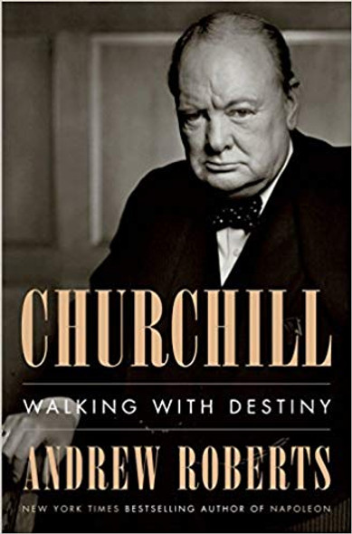 Churchill: Walking with Destiny Cover