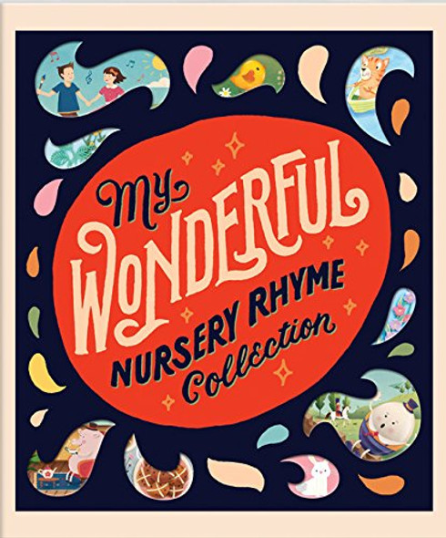 My Wonderful Nursery Rhyme Collection Cover