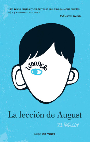 Wonder: La Lecci—n de August / Wonder Cover