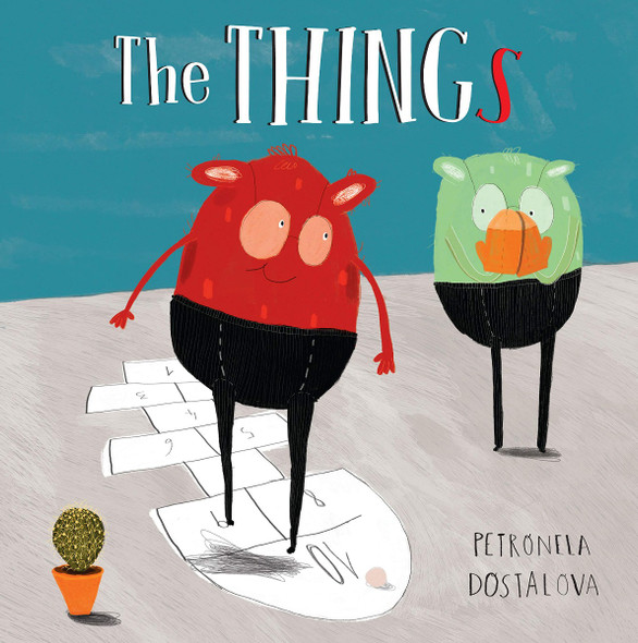 The Things (Child's Play Library) Cover