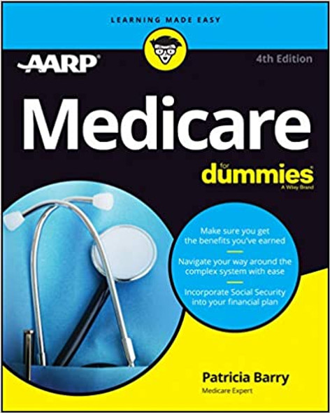 Medicare for Dummies (4TH ed.) Cover