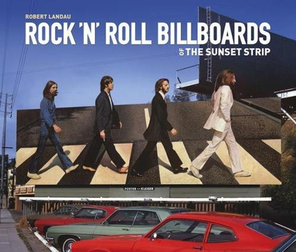 Rock 'n' Roll Billboards of the Sunset Strip Cover
