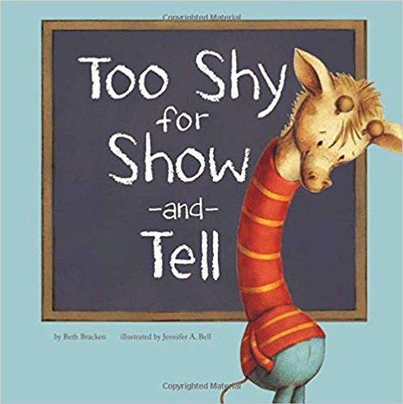 Too Shy for Show-And-Tell ( Little Boost ) Cover