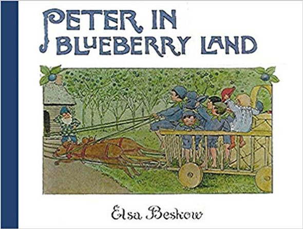 Peter in Blueberry Land: Mini Edition Cover