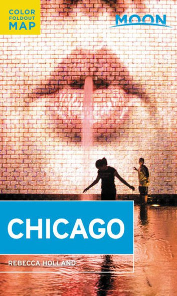 Moon Chicago (Travel Guide) Cover