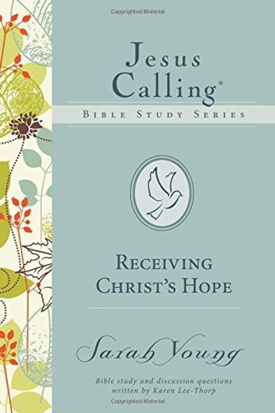 Receiving Christ's Hope (Jesus Calling Bible Studies) Cover
