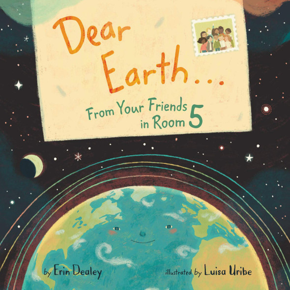 Dear Earth...from Your Friends in Room 5 Cover
