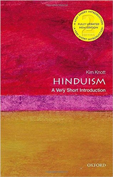 Hinduism: A Very Short Introduction Cover