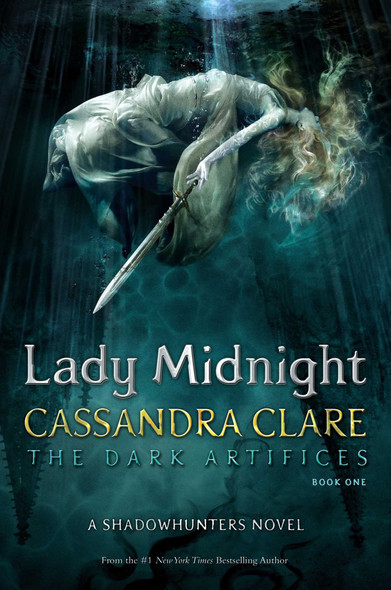 Lady Midnight ( Dark Artifices #01 ) Cover