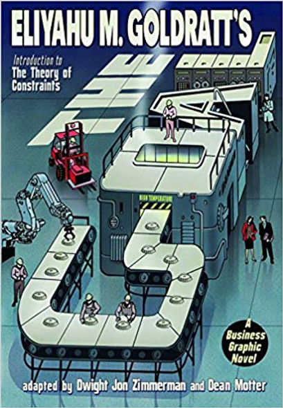 The Goal: A Business Graphic Novel Cover