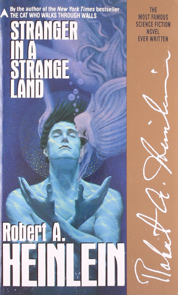 Stranger in a Strange Land (Remembering Tomorrow) Cover