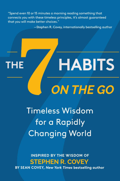 The 7 Habits on the Go Cover