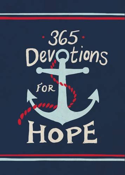 365 Devotions for Hope Cover