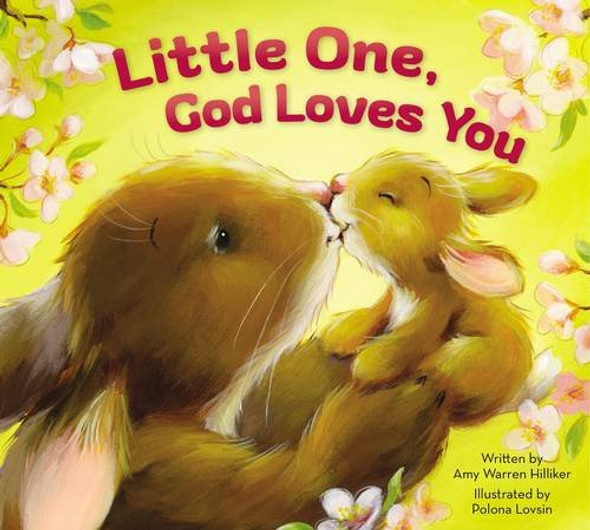 Little One, God Loves You Cover