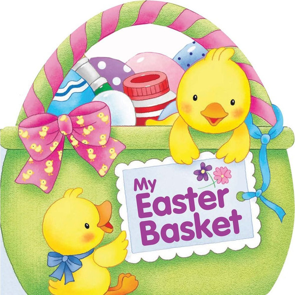 My Easter Basket Cover