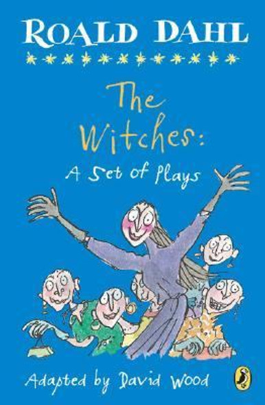The Witches: A Set of Plays Cover