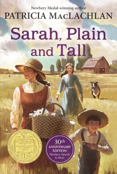 Sarah, Plain And Tall: 30th Anniversary Edition (Turtleback School & Library Binding Edition) Cover