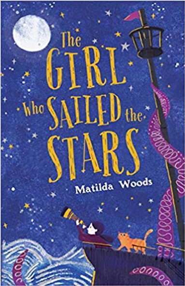 The Girl Who Sailed the Stars Cover