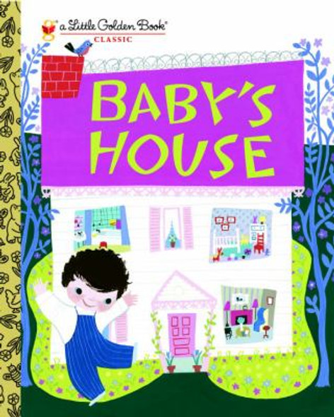 Baby's House (Little Golden Book) Cover