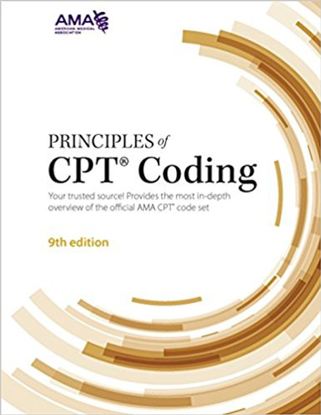 Principles of CPT Coding (9TH ed.) Cover