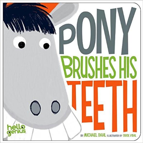 Pony Brushes His Teeth ( Hello Genius ) Cover