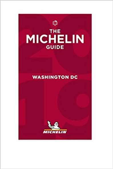 Michelin Guide Washington DC 2019: Restaurants ( Michelin Guide/Michelin ) (3RD ed.) Cover