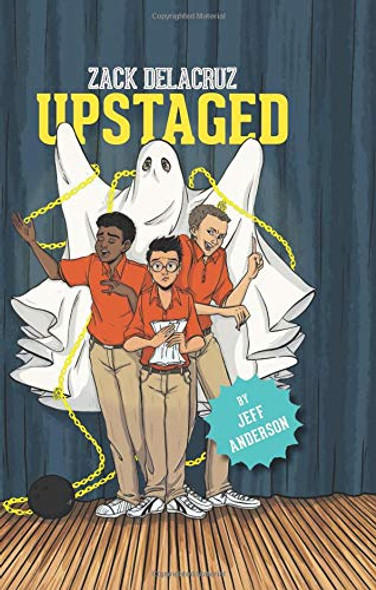 Upstaged (Zack Delacruz, Book 3) Cover