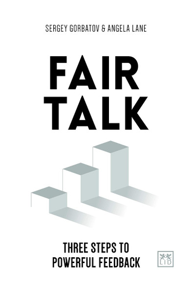 Fair Talk: Three Steps to Powerful Feedback Cover