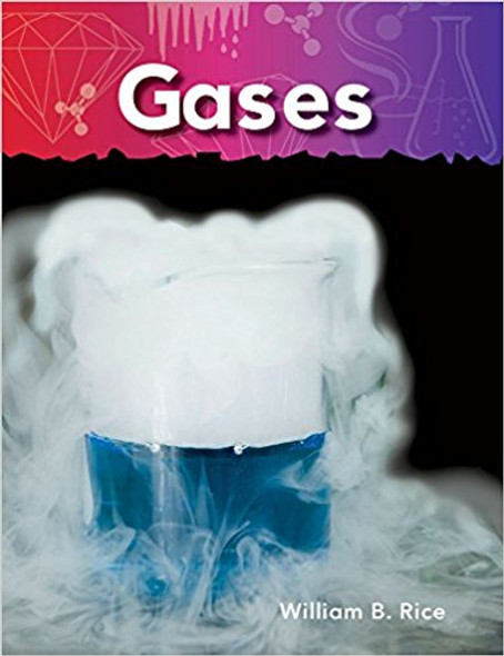 Gases (Basics of Matter) ( Science Readers: A Closer Look ) Cover
