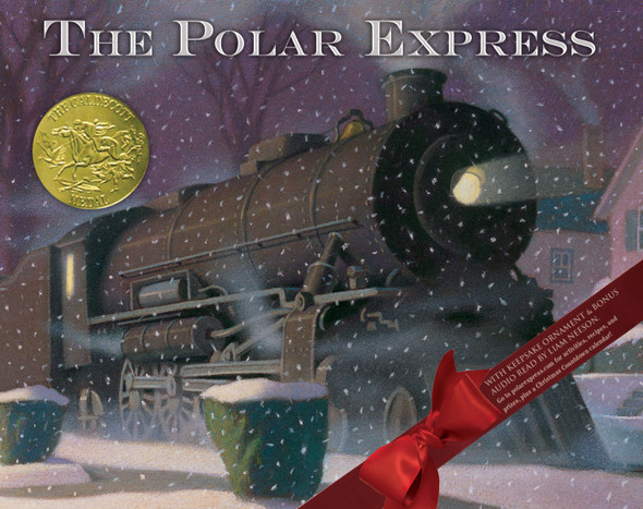 The Polar Express 30th Anniversary Edition Cover