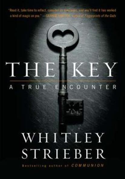 The Key: A True Encounter Cover