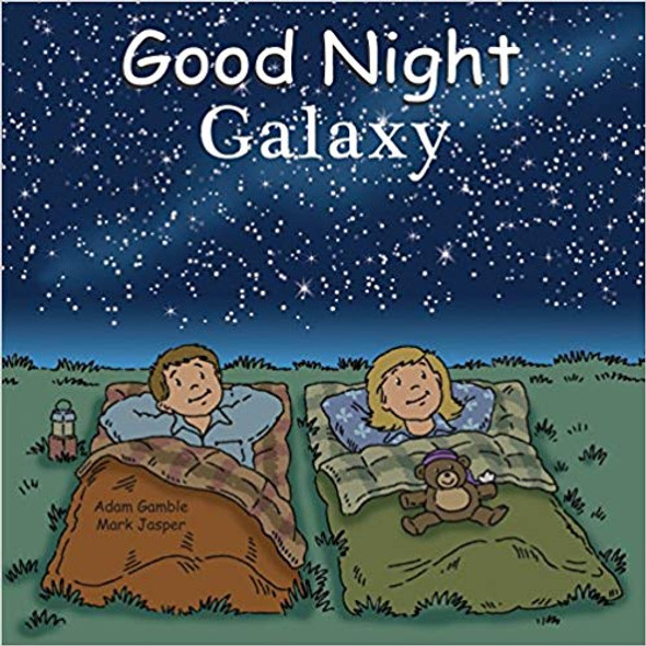 Good Night Galaxy Cover