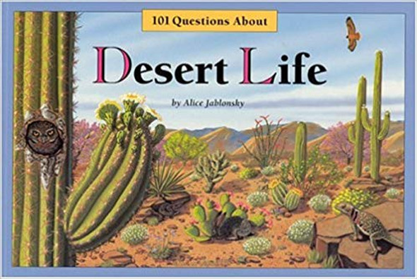 One Hundred One Questions About Desert Life Cover