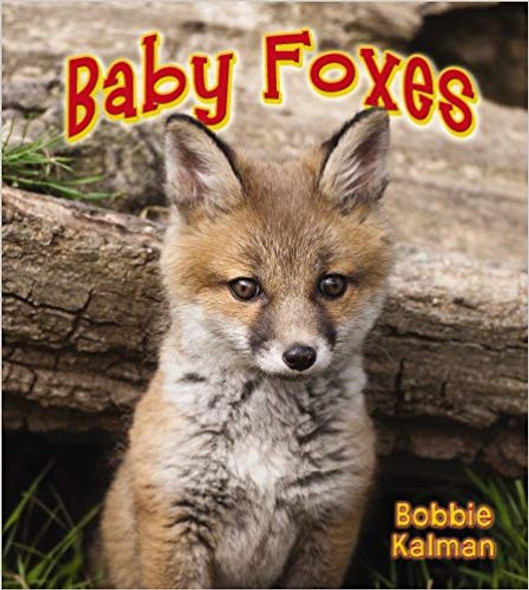 Baby Foxes (It's Fun to Learn about Baby Animals) Cover