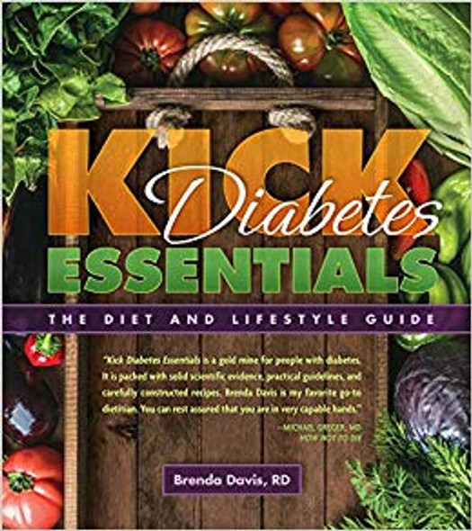 Kick Diabetes Essentials: The Diet and Lifestyle Guide Cover