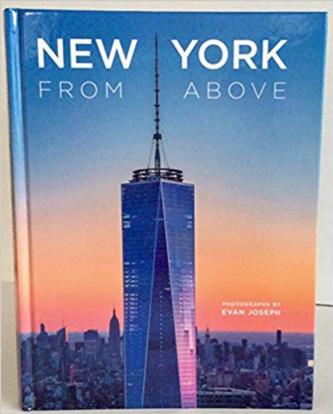 New York From Above Cover