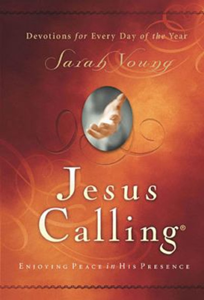 Jesus Calling: Enjoying Peace in His Presence Cover