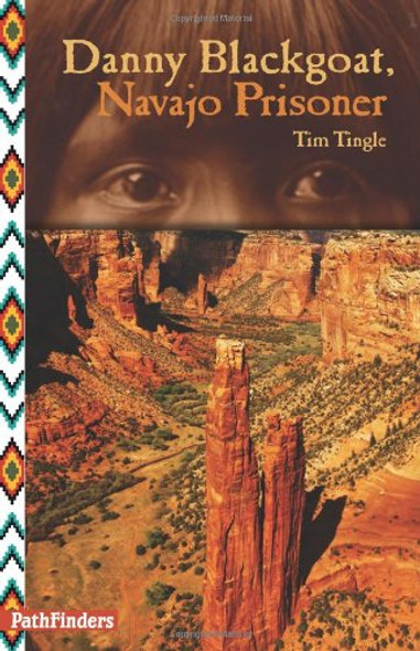 Danny Blackgoat, Navajo Prisoner Cover