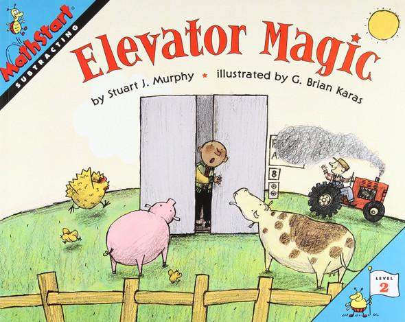 Elevator Magic (Mathstart 2, 1) Cover