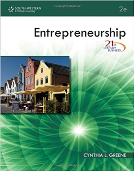 21st Century Business Series: Entrepreneurship ( 21st Century Business ) Cover