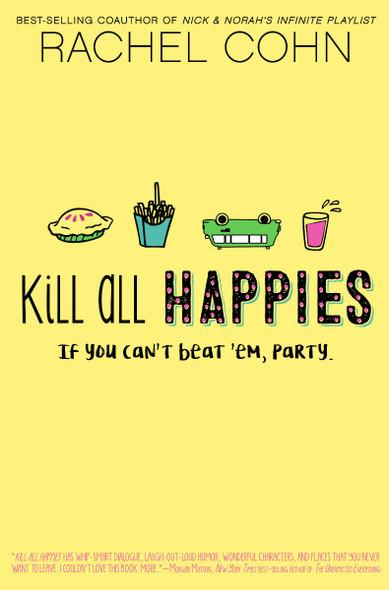 Kill All Happies Cover