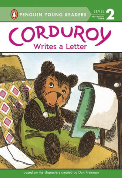 Corduroy Writes a Letter Cover