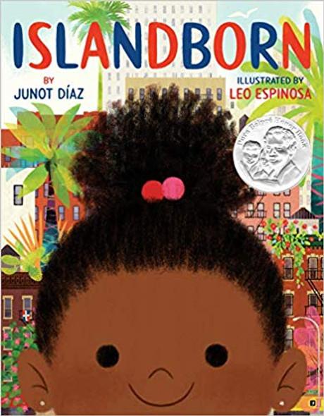 Islandborn Cover