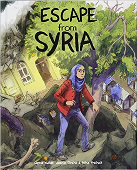 Escape from Syria Cover