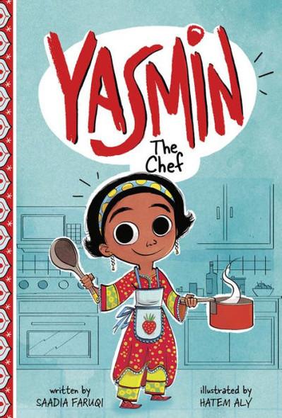 Yasmin the Chef ( Yasmin ) Cover