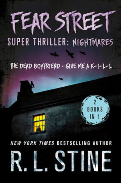 Fear Street Super Thriller: Nightmares Cover