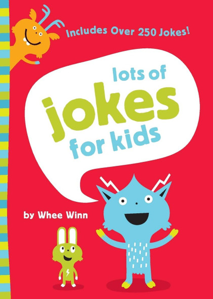 Lots of Jokes for Kids Cover